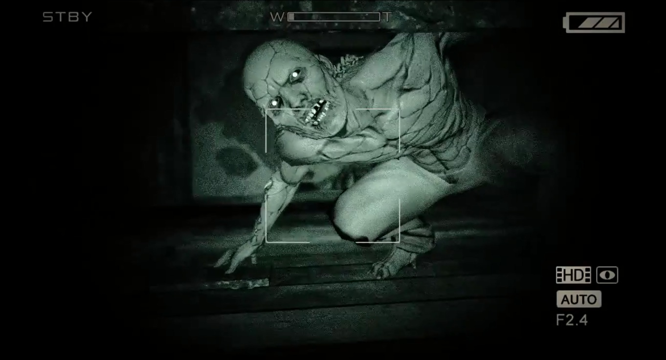 Outlast-Horror