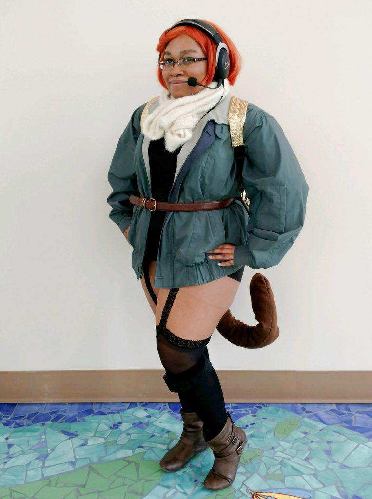 Sharyu - Juni Taisen Cosplay Anime & Manga by KittieOnALeash