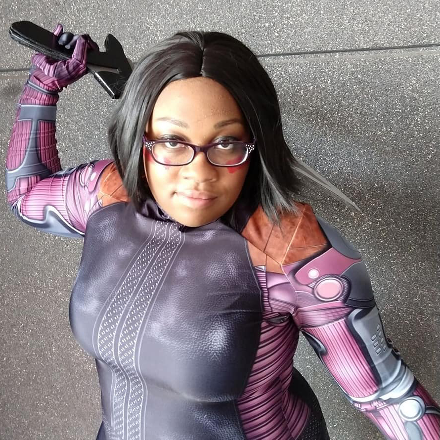 Alita Battle Angel Movie Cosplay by KittieOnALeash