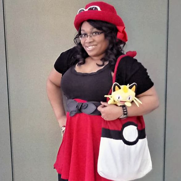 Serena Pokemon X/Y cosplay by cosplayer KittieOnALeash