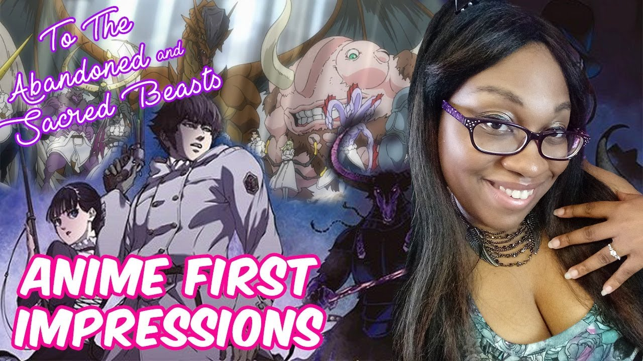 To The Abandoned and Sacred Beasts Anime Review - KittieOnALeash