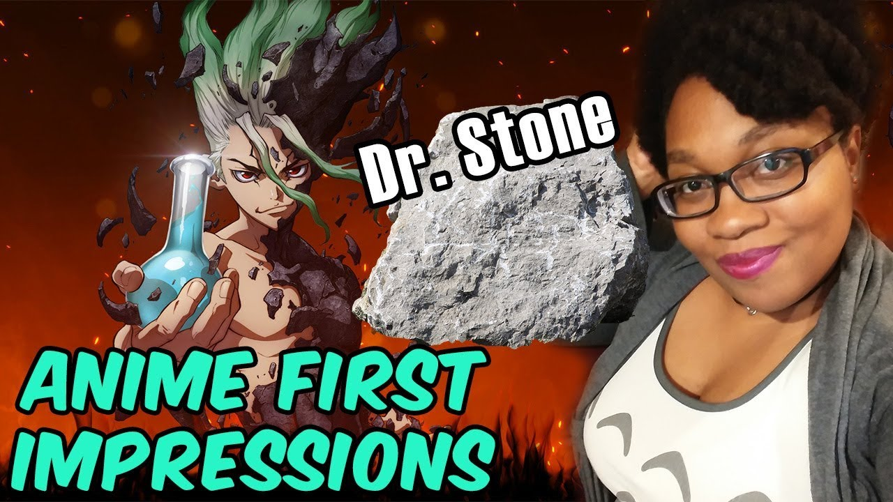 Dr. Stone Anime Review - KittieOnALeash