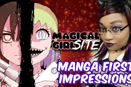 Magical Girl Site Manga Review - KittieOnALeash