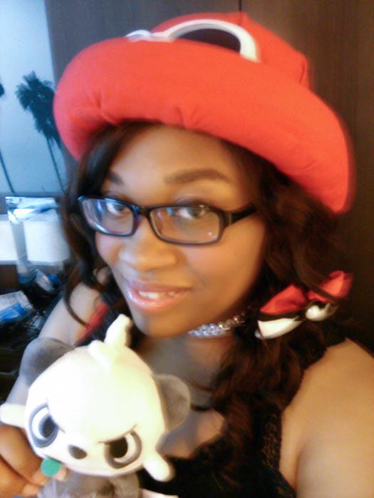 Serena from Pokemon X/Y cosplay by cosplayer KittieOnALeash