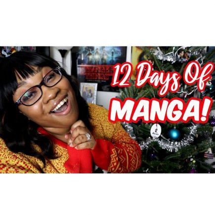 12 Days of Manga Challenge - KittieOnALeash