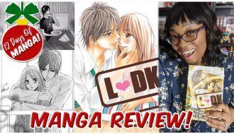 LDK Manga Series Review   KittieOnALeash