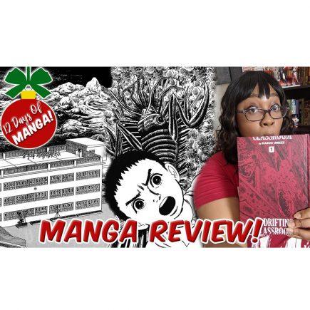 The Drifting Classroom   Manga Review - KittieOnALeash