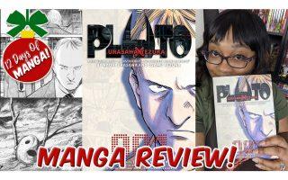 Pluto Manga Review - KittieOnALeash
