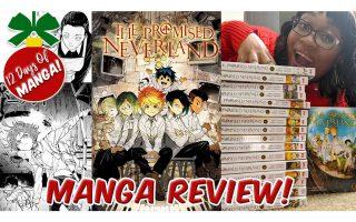 The Promised Neverland Manga Series Review | KittieOnALeash
