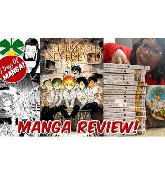 The Promised Neverland Manga Series Review   KittieOnALeash