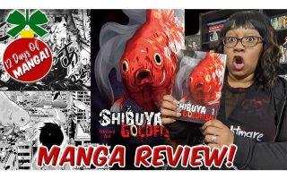 Shibuya Goldfish Manga Series Review | KittieOnALeash